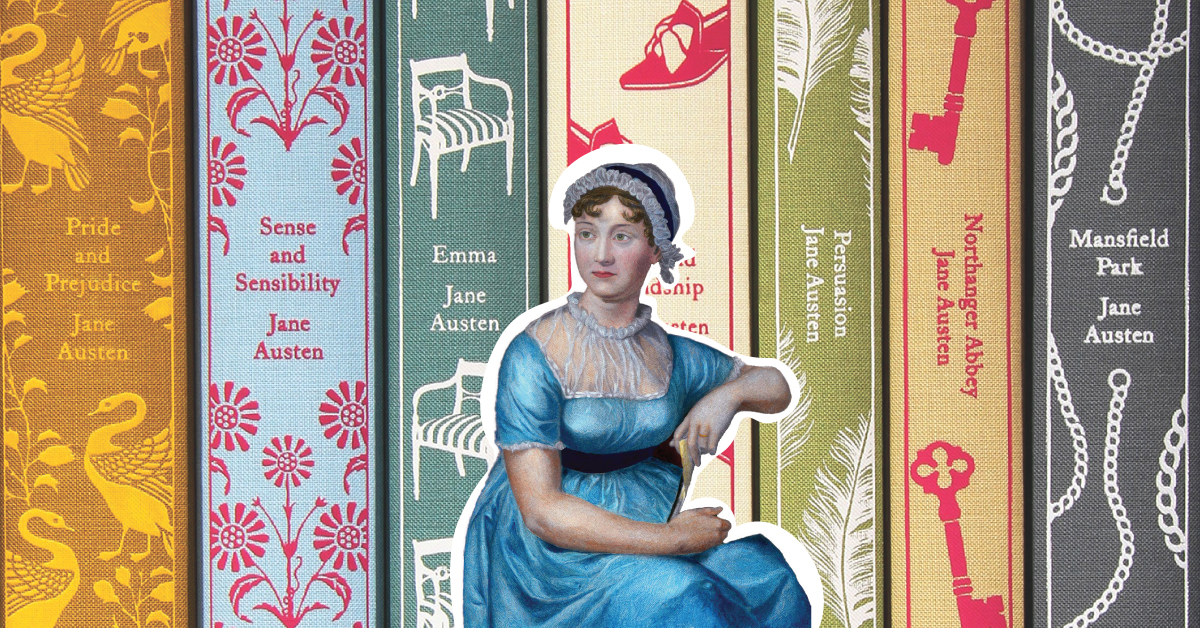 Rebellion & Romance: the Truth About How Jane Austen Made History