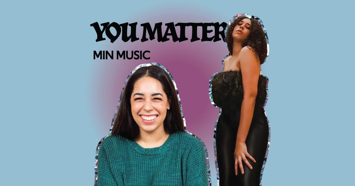 Singing Outspoken: An Interview with Jasmin Ramlal, aka MIN Music