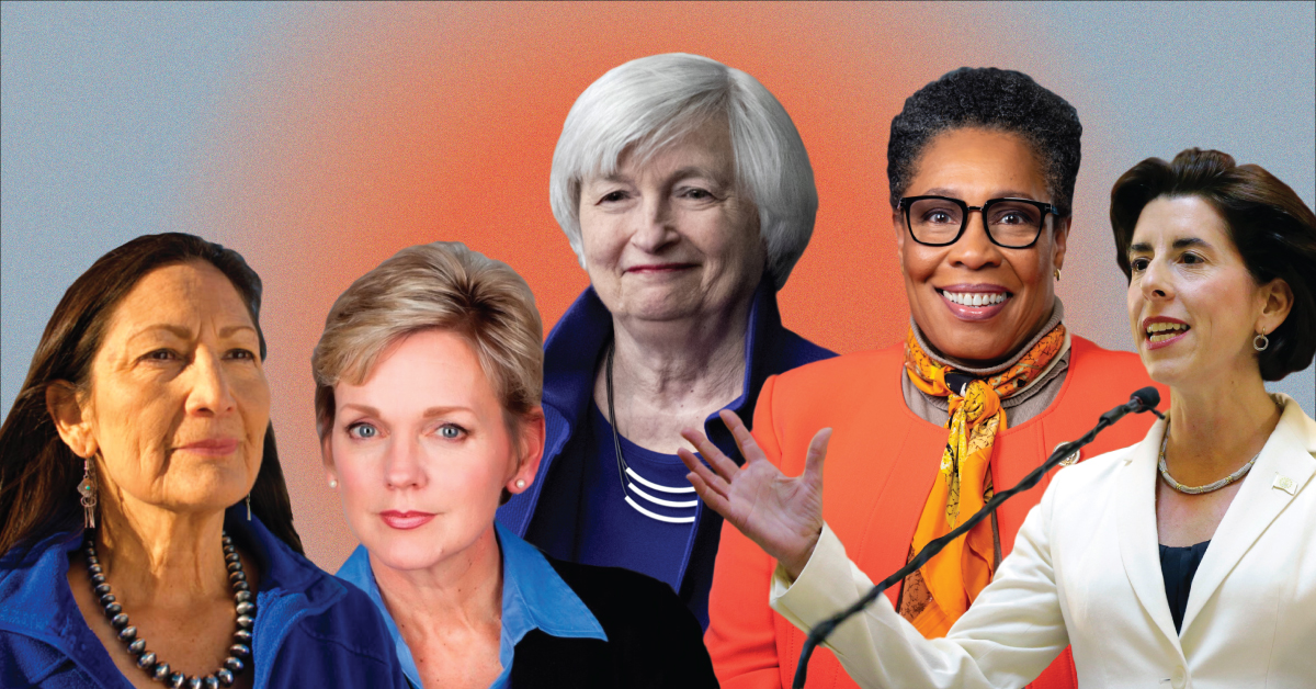 The Women Nominated to President Biden's Cabinet