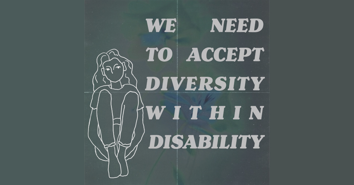 I'm 25 and Learning to be Disabled