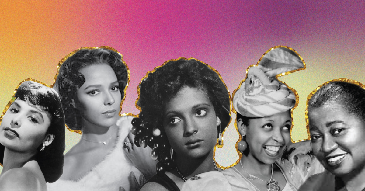 5 Black Actresses Who Made History During the Classic Film Era