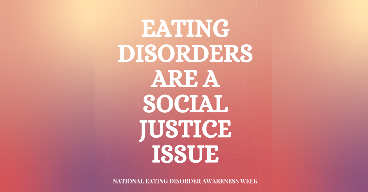 How to Talk About Eating Disorders in A Way That's Not Harmful