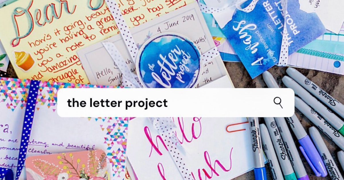 Outspoken and The Letter Project Write Night
