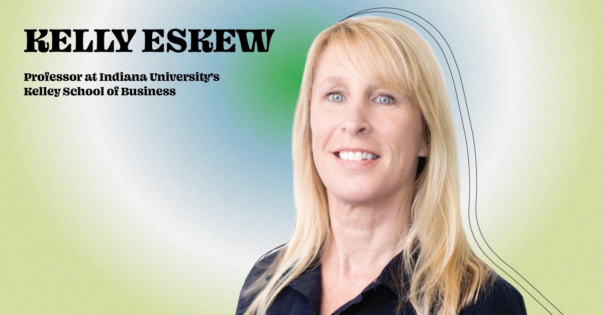 Professor Kelly Eskew Feature Friday